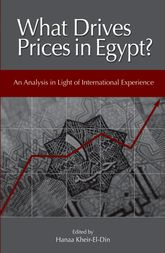 What Drives Prices in Egypt?: An Analysis in Light of International Experience